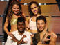 The final four contestants battle it out for top spot on dancing competition.