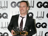 Actor of the year Michael Fassbender at the Royal Opera House, London