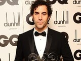 Comedian of the Year Sacha Baron Cohen at the GQ Men Of The Year Awards at the Royal Opera House, London