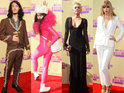 Rita Ora, Emma Watson and more stars in our Best & Worst Dressed MTV VMA gallery.