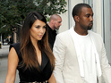 Kim Kardashian's mom reportedly bans Kanye West from talking about sex tape.