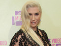Ke$ha checks that Bieber is of legal age before saying she'd have sex with him.