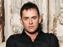 "The DJ admits to being ""scared and overwhelmed"" by Moyles."