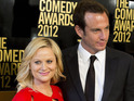 The comedy stars separate after nine years of marriage.