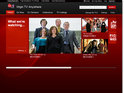 Website and app to enable cable customers to stream live channels and on-demand.