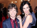 Mick Jagger and L'Wren Scott Schiaparelli and Prada 'Impossible Conversations' Costume Institute Gala at The Metropolitan Museum of Art  New York City, USA - 07.05.12