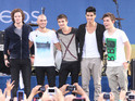 Victoria Beckham arranges for the boyband to appear at her son's birthday party.