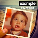 Example 'Say Nothing' single artwork.