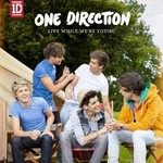 One Direction &#39;Live While We&#39;re Young&#39; artwork
