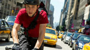 Joseph Gordon-Levitt stars as a bicycle courier in 'Premium Rush'.