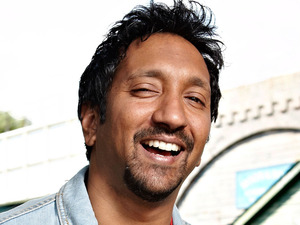 Phaldut Sharma as AJ Ahmed in EastEnders