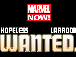 Marvel NOW! Wanted teaser