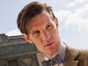 Doctor Who S07E03 - 'A Town Called Mercy': The Doctor (Matt Smith)