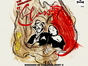 The Indelicates album 'Diseases of England'