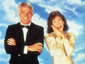 Steve Martin and Lily Tomlin in 'All of Me' (1984)