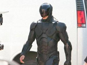 New &#39;RoboCop&#39; suit revealed