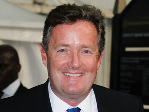 Piers Morgan The Glamour Women of the Year Awards 2012 - Outside Arrivals. London, England - 29.05.12 Mandatory Credit: WENN.com