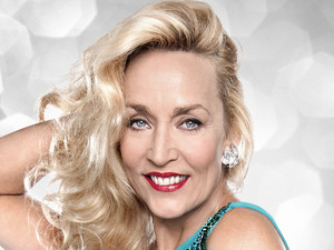 Strictly Come Dancing 2012: Jerry Hall