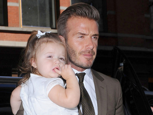 David Beckham, Harper Beckham