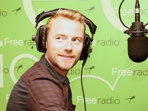 Ronan Keating for Free Radio