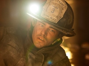 Taylor Kinney, Chicago Fire
