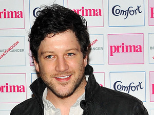 Matt Cardle arriving at the Comfort Prima High Street Fashion Awards at Battersea Evolution Marquee