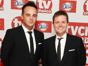 TV Choice Awards Arrivals: Ant and Dec