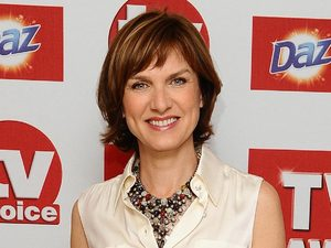 TV Choice Awards Arrivals: Fiona Bruce