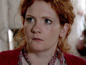 Fiz is horrified and tells Tyrone he should speak to Kirsty's counsellor immediately