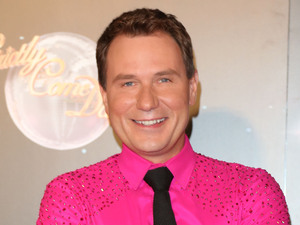 Richard Arnold Strictly Come Dancing 2012 launch - Arrivals London, England