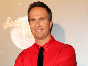 Michael Vaughan Strictly Come Dancing 2012 launch - Arrivals London, England - 11.09.12Mandatory Credit: Lia Toby/WENN.com