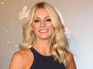 Tess Daly Strictly Come Dancing 2012 launch - Arrivals LondonMandatory Credit: Lia Toby/WENN.com