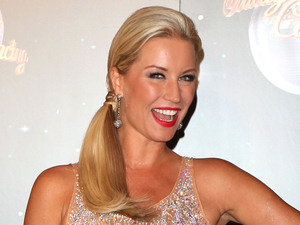Denise Van Outen Strictly Come Dancing 2012 launch - Arrivals London, England - 11.09.12Mandatory Credit: Lia Toby/WENN.com