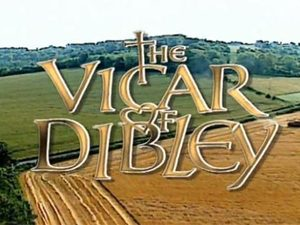 Vicar of Dibley title sequence