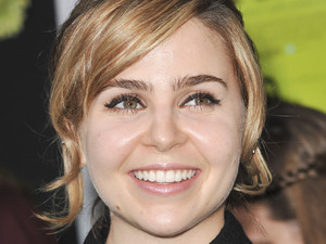 Mae Whitman The Los Angeles Premiere of 'The Perks of Being a Wallflower' at the ArcLight Cinerama Dome - Arrivals Los Angeles, California