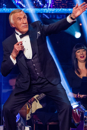 Strictly Come Dancing 2012 launch show: Bruce Forsyth