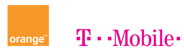 Orange T-Mobile logo