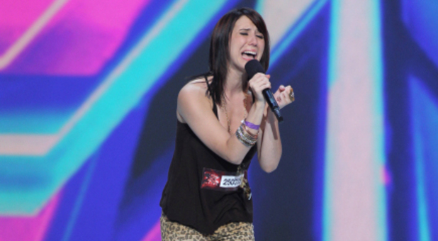 The X Factor USA S02E01: Jillian Jensen