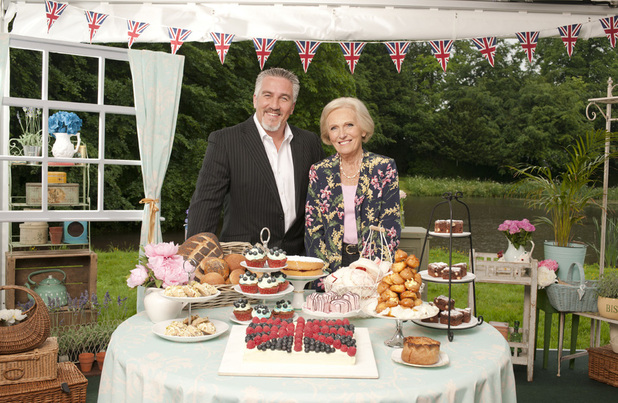 The Great British Bake Off embargoed until 14/09/12