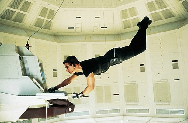 Mission: Impossible, Tom Cruise