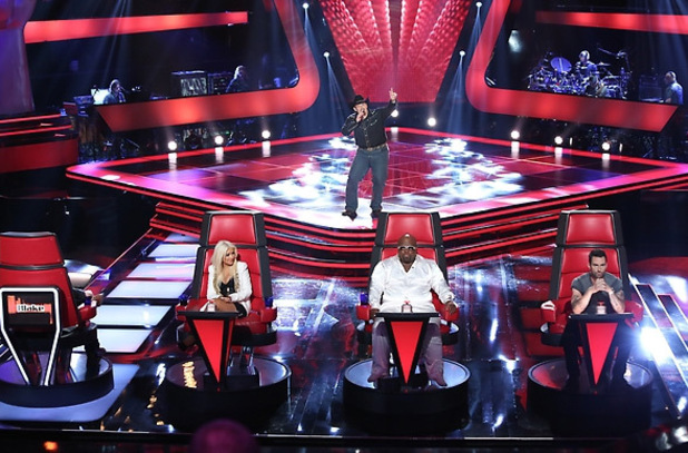 The Voice US S03E02 - Blind auditions