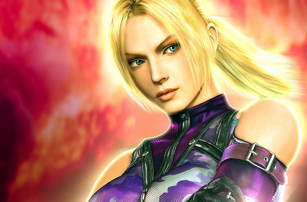 Nina Williams from Tekken