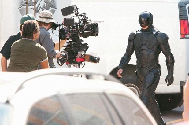 New 'RoboCop' suit revealed