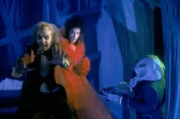 Winona Ryder, Michael Keaton, Beetlejuice