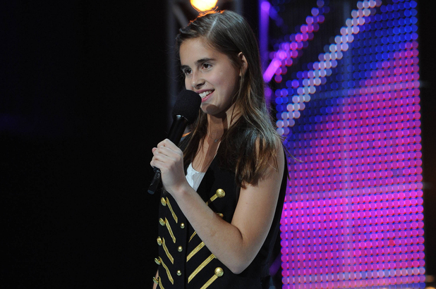 The X Factor USA, s02 e02: Carly Rose Sonenclar