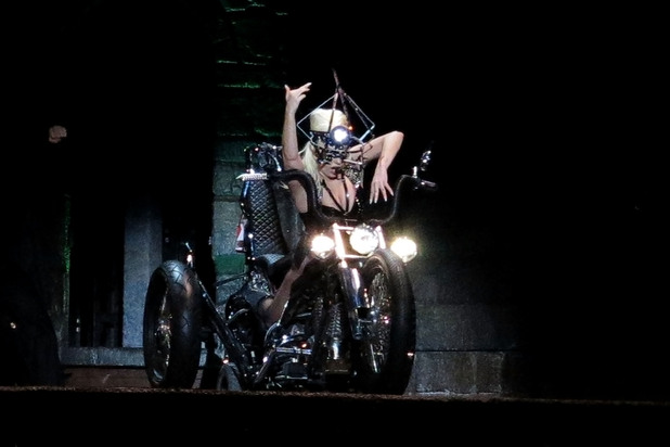 Born This Way Ball