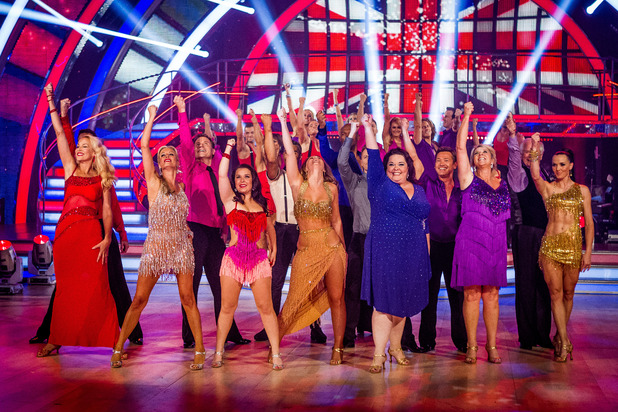 Strictly Come Dancing contestants