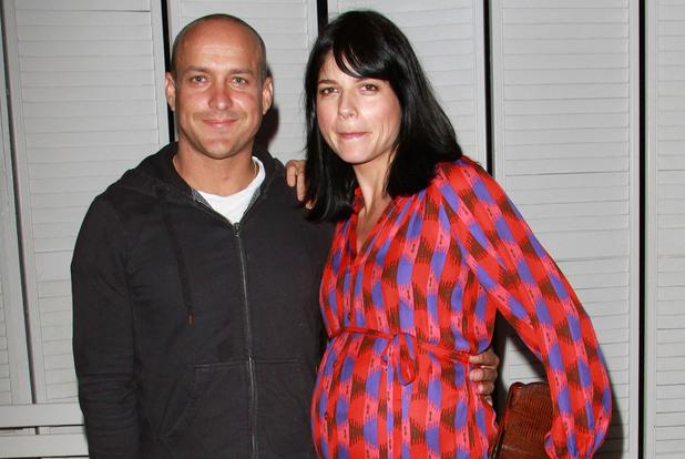 Selma Blair and Jason Bleick