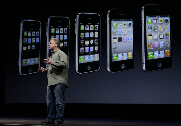 Phil Schiller speaks