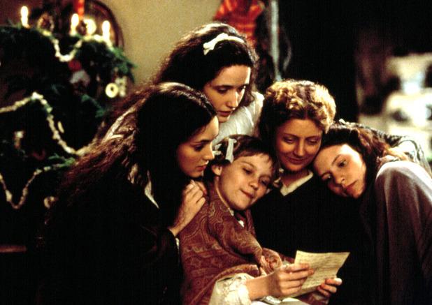 Little Women, Winona Ryder, Trini Alvarado, Kirsten Dunst, Susan Sarandon and Claire Danes